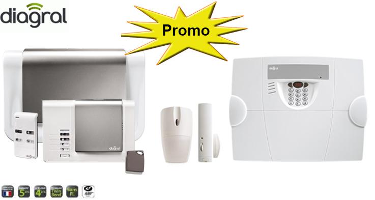 promotions du moment blog alarme diagral par 01 alarme. Black Bedroom Furniture Sets. Home Design Ideas