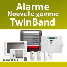 Alarme Diagral TwinBand