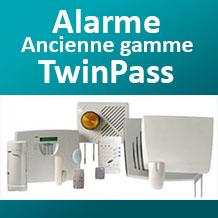 Alarme Diagral TwinPass