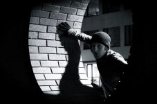 Alarme maison anti-voleur